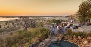 Africa's Victoria Falls Safari Lodge ranks 5th top resort hotel in the continent