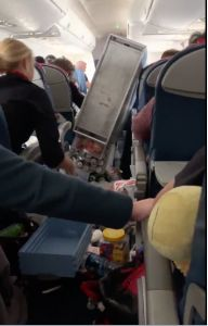 Severe turbulence forces Delta to make emergency landing; 5 injured