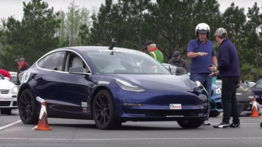 Here's a Good Perspective on the Tesla Model 3 as a Fun Performance Car
