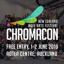 Auckland all set to host indie arts festival Chromacon