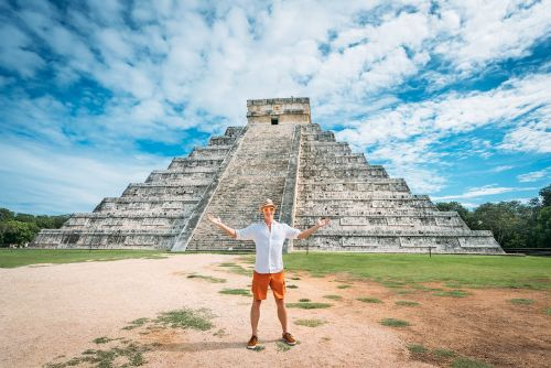 Chichen Itza Mayan Temples: Mexico's Wonder Of The World