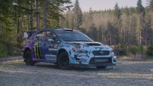 The World's Most Famous Subaru Driver Is Back