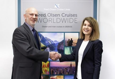 Jackie Martin appointed Fred. Olsen Cruise Lines' new Sales and Marketing Director