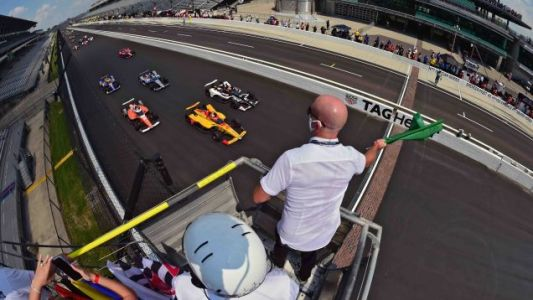 Indy 500 Will Be The Largest Sporting Event Since COVID Started, Attendance Capped At 135,000