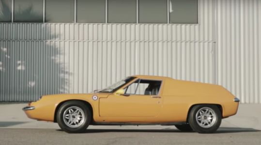 This 1969 Lotus Europa Deserved to Be Resurrected