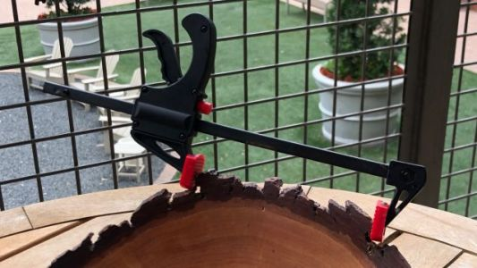 In Praise Of The Cheap, Miniature Bar Clamp