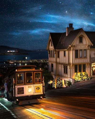 Spend the Holidays in San Francisco