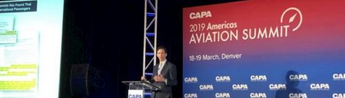 Peter Carter highlights benefits of airline partnerships, fair competition