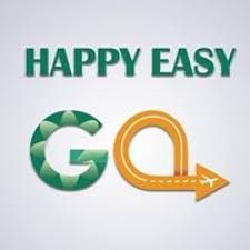 HappyEasyGo guarantees lowest possible rates for online flight tickets