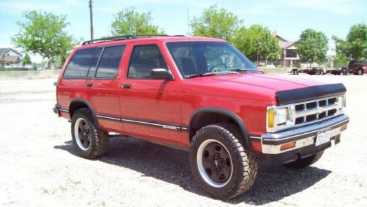 At $2,500, Does This 1993 Chevy S10 Blazer Look Fully Baked?