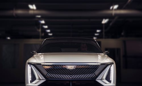 Cadillac just unveiled its Lyriq electric car - the first all-electric vehicle the brand has ever produced and that will challenge Tesla