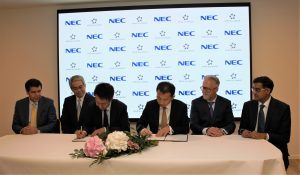 Star Alliance And Nec Corporation Sign Partnership Agreement To Enhance Passenger Experience Through Biometric Data Recognition Technology
