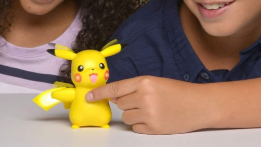 Put Your Trainer Cap On: This Officially Licensed Interactive Pikachu Pal is Only $12