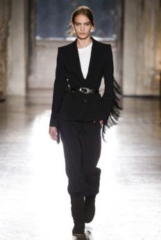 Suit Up with Glamorous Tailoring