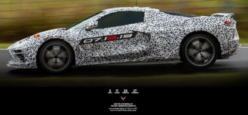 Everything We Know About the 2020 Mid-Engine C8 Corvette So Far