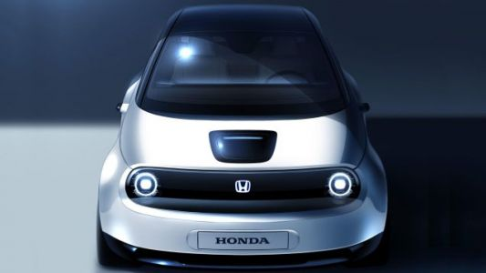 Honda's Urban EV Prototype Previews Production Electric Compact