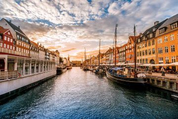 City-Hopping in Scandinavia