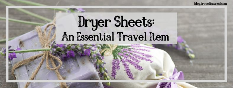 Dryer Sheets: An Essential Travel Item