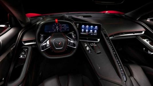 The 2020 Corvette Interior: That Is a Lot of Buttons