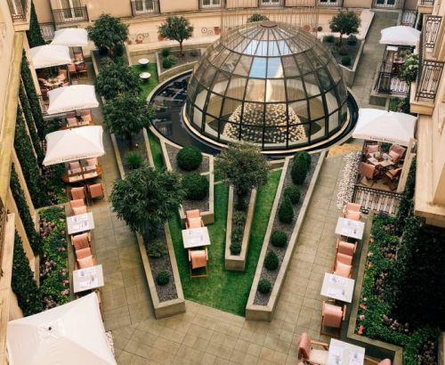 The Best Rooftop Restaurants and Terraces in London