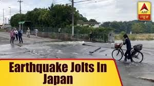 Japan's Aomori Prefecture jolted by 5.9 magnitude earthquake