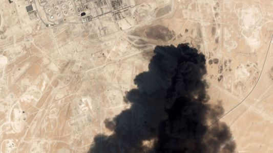 How Did Drones Take Out 5 Percent Of The World's Oil Supply?