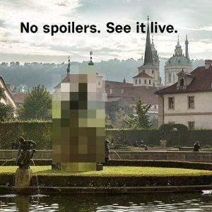 See It Live - New York campaign to promote Prague and Central Bohemia as safe destination
