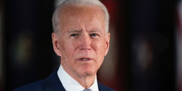 US voters believe Trump is a better leader during the coronavirus outbreak than Joe Biden, according to a new poll