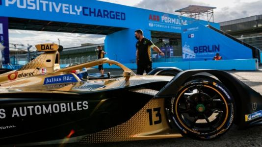 Formula E Is The First Racing Series To Be Certified As Carbon Net Zero
