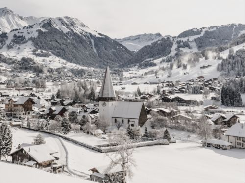 A Luxury Weekend Guide to Gstaad