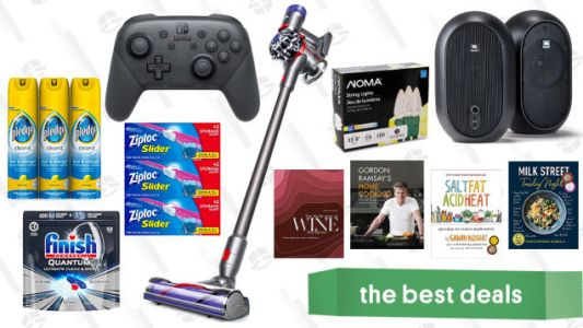 Sunday's Best Deals: JBL Speakers, Dyson Animal Vacuum, Kindle eBooks, and More