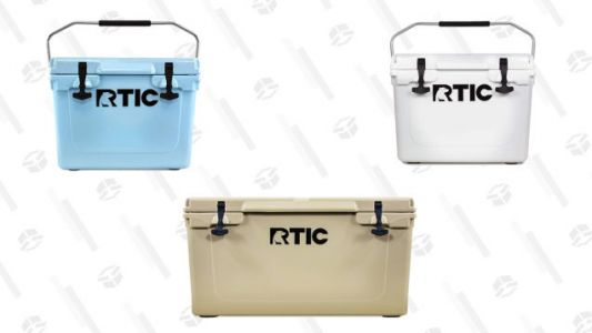 Hey, Cool: A 20% Off Coupon on RTIC Coolers