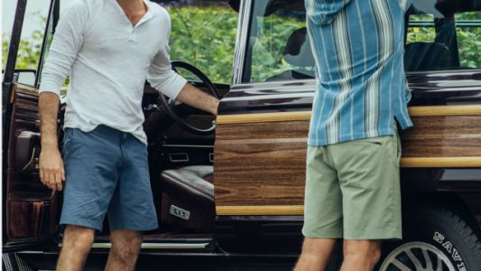 Marking the Start of Hot Boy Summer, Men's Shorts Are up to 30% off at Huckberry