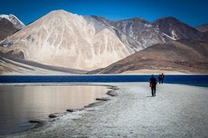 North Indian Union Territory Ladakh attracting more international & domestic tourists