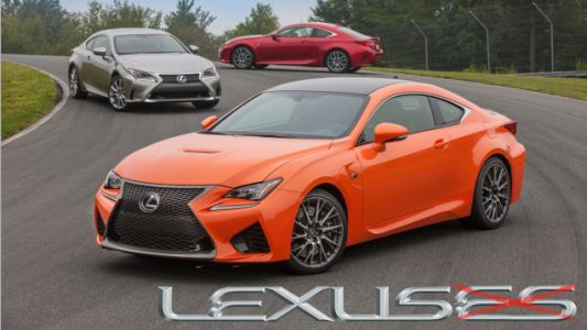 Breaking Minds and Spirits Everywhere, Lexus Says the Plural of 'Lexus' Is 'Lexus'