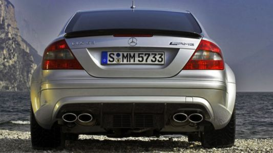 Mercedes-Benz AMG Black Series Spotter's Guide
