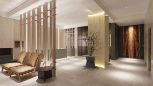 Japan's five-star hotel opens doors in London