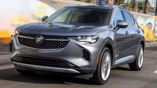 The 2021 Buick Envision Is One Of Buick's Only Bright Spots