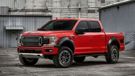 The 2019 Ford F-150 RTR Is Your Big Bouncing Off-Roading Beef-Boy Buddy