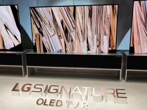 The best TV we saw at CES 2019