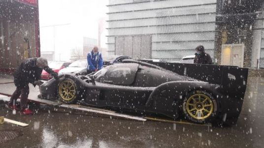 Glickenhaus Hypercar Won't Be Ready For Spa Season Opener