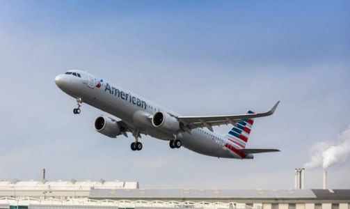 American Airlines takes delivery of its first A321neo