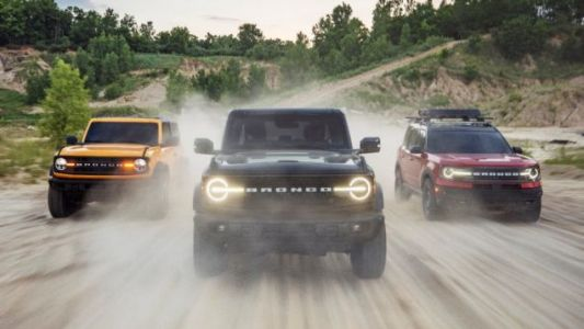 2021 Ford Bronco: Every Official Picture We Could Find