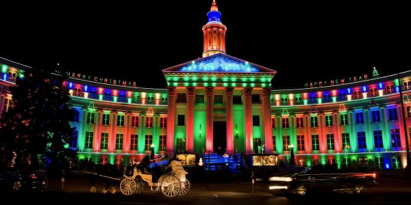 10 Reasons There's No Place Like Denver for the Holidays