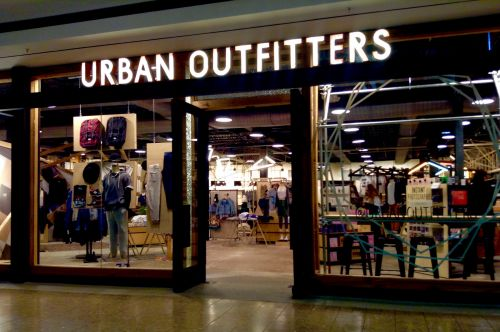 Here comes Urban Outfitters first-quarter earnings report