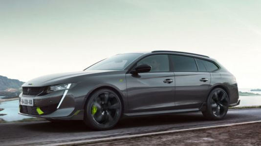 The 508 Sport Engineered Is The Most Powerful Road Car Peugeot's Ever Built