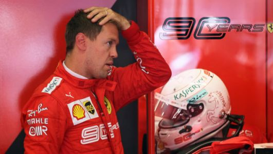 Helmut Marko Says Sebastian Vettel Needs to Leave Ferrari to Get His Groove Back