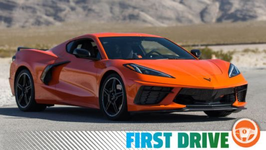 The 2020 Chevrolet Corvette Doesn't Drive Like Other Mid-Engine Sports Cars