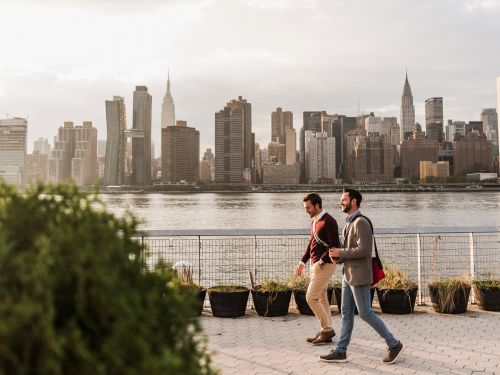 Growing up in a walkable city could make you more successful, a new study reveals