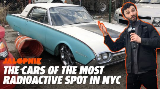 NYC's Most Radioactive Spot Is an Auto Shop